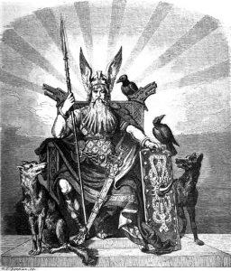 Odin, der Göttervater, Carl Emil Doepler, 1880